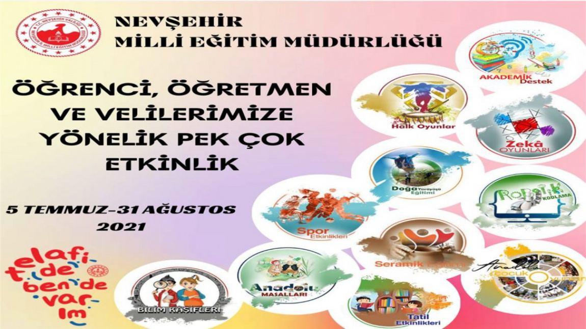 TELAFİDE BENDE VARIM PROGRAMI